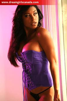 Ebony escort toronto